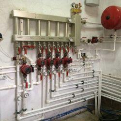 отопления и Монтаж водоснабжения......