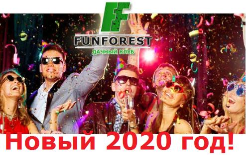 Где встретить Новый 2020 год