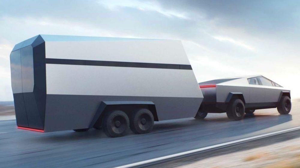 в ранней покупке Тесла Кибертрак 2021-2022 3