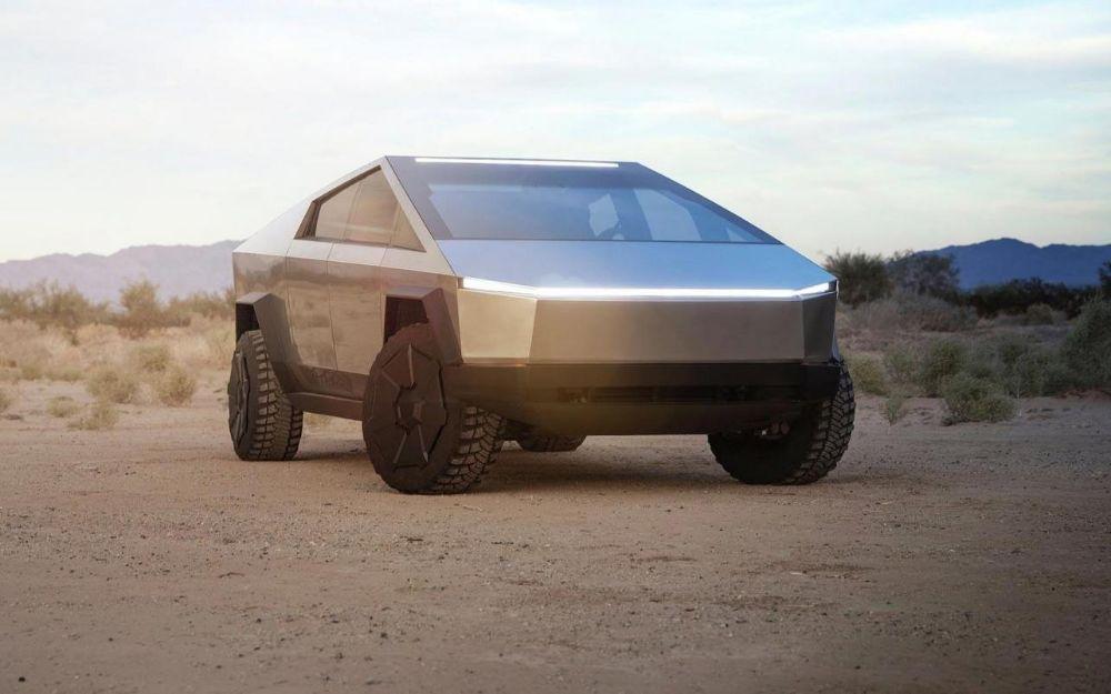 в ранней покупке Тесла Кибертрак 2021-2022