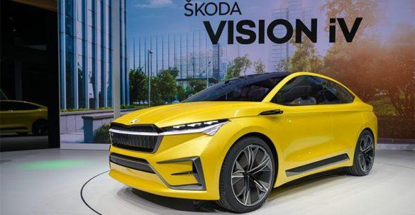 Skoda Vision