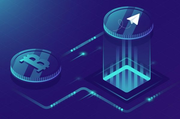 Telegram; блокчейн-платформы; TON;