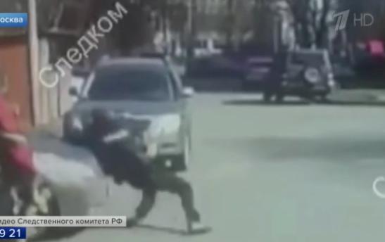 задержан водитель, сбивший полицейского