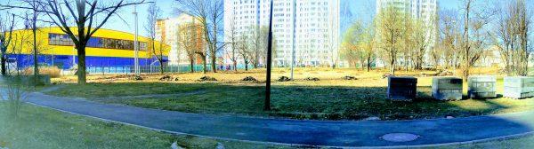 Старокрюковский парк в 20-м районе ждут глобальные перемены