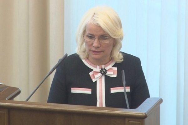 За разоблачение воровства леса глава Счетной палаты Красноярского края получила угрозы