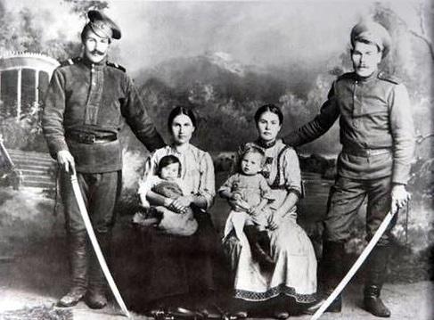 Донские казаки - какие казачьи войска они не считали себе ровней