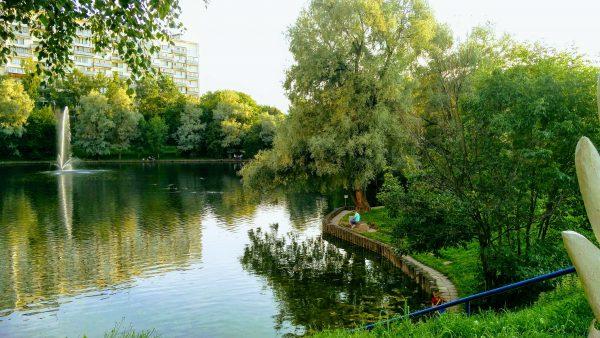 Зеленоград. Лето 2019