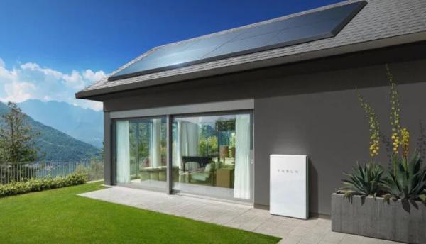 Солнечные батареи Тесла