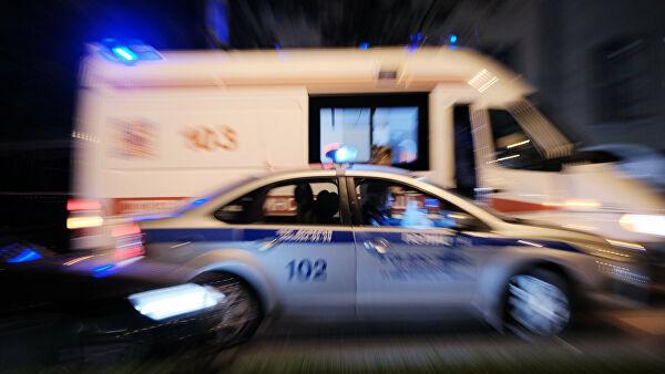 Сотрудник полиции погиб в ДТП на юго-западе Москвы