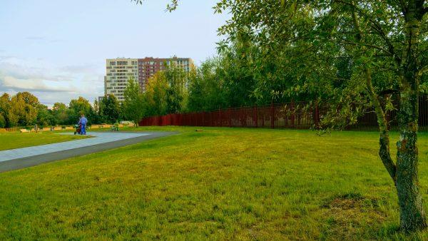 Зеленоградский парк у родника ждёт гостей