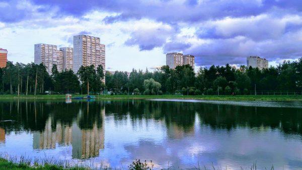 Фотографии Зеленограда 2019