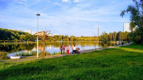 1 сентября в Зеленограде - прощай лето, встречаем осень