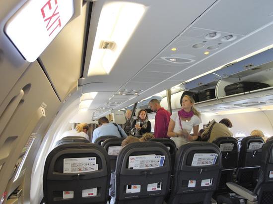 Пассажир рейса Ростов-Владикавказ вырубил стюардессу после замечания о курении