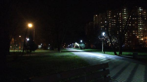 Затянулась осень в Зеленограде