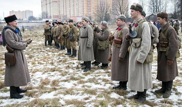 Военно-исторического фестиваль «41-последний рубеж» состоялся в Андреевке