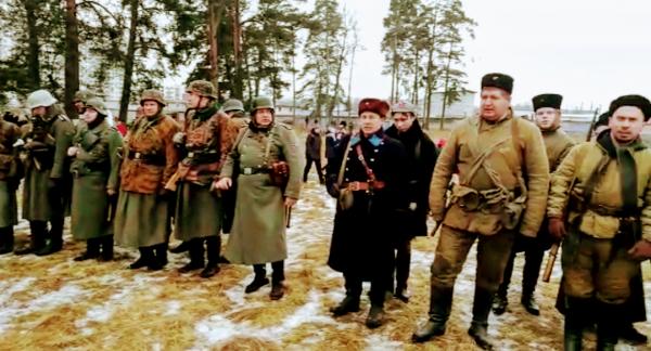 Военно-исторического фестиваль «41-последний рубеж»