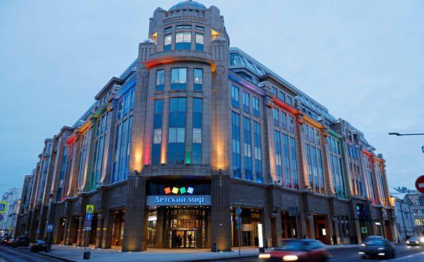 Варданян продал китайским инвесторам долю в бизнес-центре у Кремля