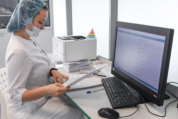 В электронной медкарте появился раздел детской вакцинации