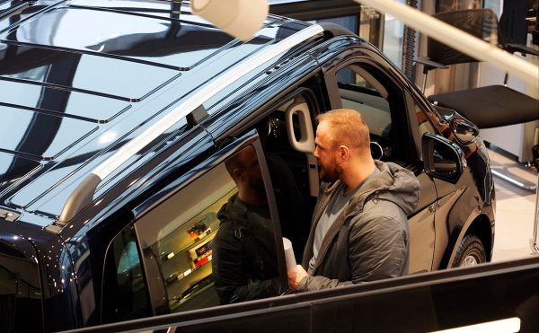 Банки сообщили о росте числа заявок на покупку автомобилей в кредит