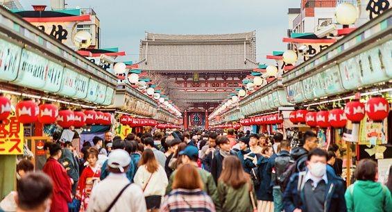 Японцы заплатят по 13000 рублей в день, за посещение их страны