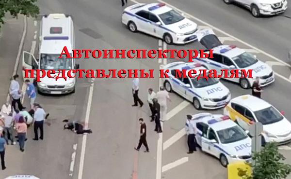Самый опасный район Столицы | Наши полицейские не терпилы!