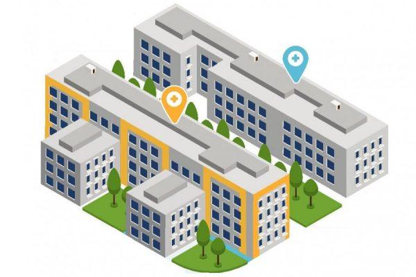 Основной корпус детской больницы в Зеленограде примет первых пациентов в начале 2021 года