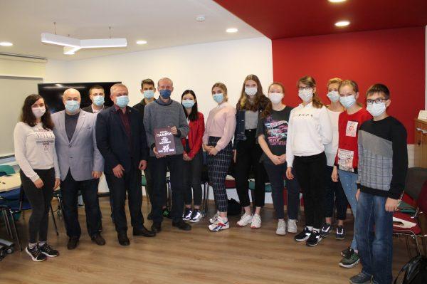 В Зеленограде открылся волонтерский центр «Форпост добра»