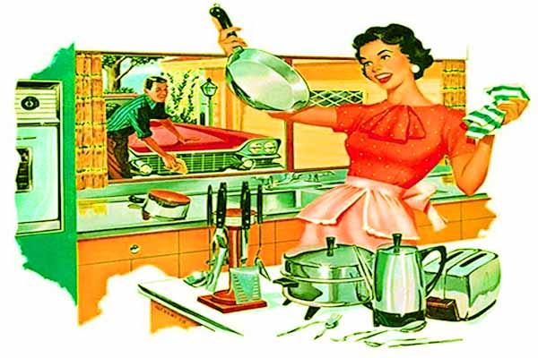 Помощь по хозяйству