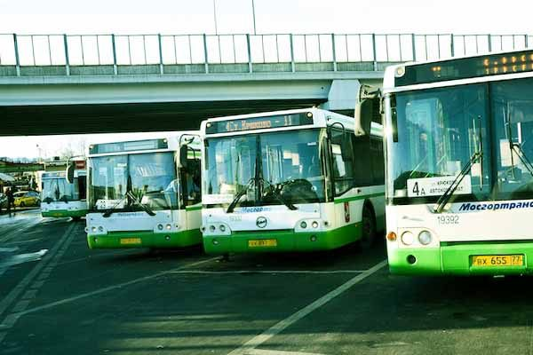 15 апреля автобусы № 21 могут ходить с увеличенными интервалами