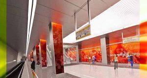 na-stantsii-metro-michurinskij-prospekt-zaversheno-sooruzhenie-osnovny-h-konstruktsij