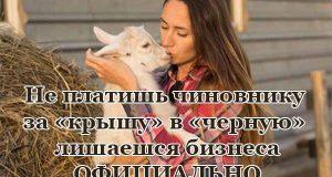 ne-platish-chinovniku-za-kry-shu-v-chernuyu-lishaeshsya-biznesa-ofitsial-no