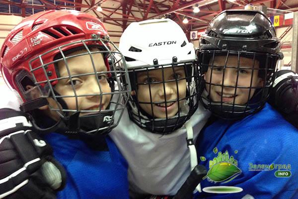 Приглашаем в Зеленоградский хоккей