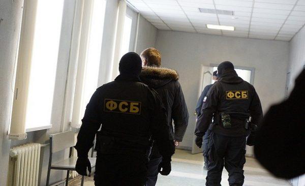 ФСБ обыск в администрации Солнечногорска