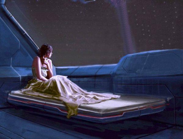 Когда её звезда так близко, или фантастические записки лейтенанта Р (ГЛАВА 1)