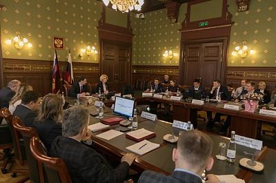 Общественный совет при Росреестре подвел итоги 2018 года