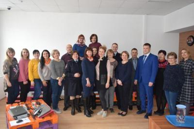 Сотрудниц ЦПСиД «Зеленоград» с предстоящим женским праздником